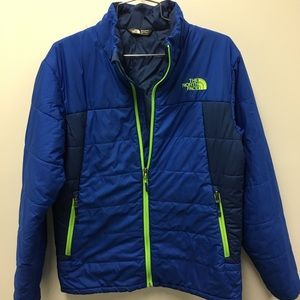 North Face Puffer Jacket Youth XL/Men's S